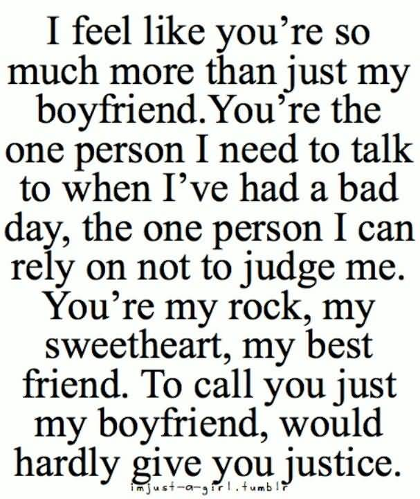 Love Quotes For My Boyfriend 13 Quotesbae