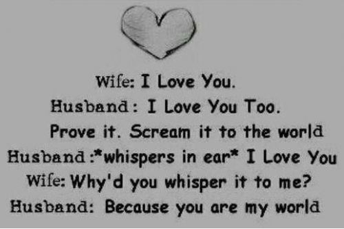 Love Quotes For My Wife 16