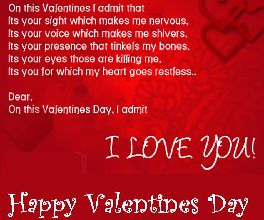 Love Quotes For Valentines Day Cards 06