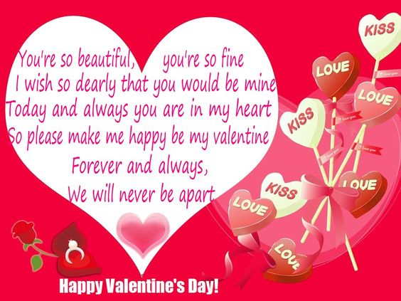 Love Quotes For Valentines Day Cards 16