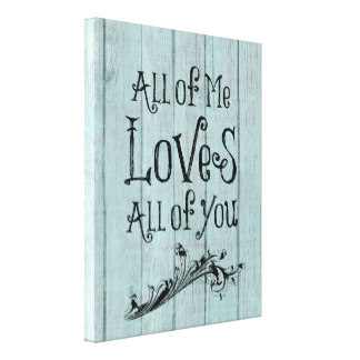 Love Quotes On Canvas 12