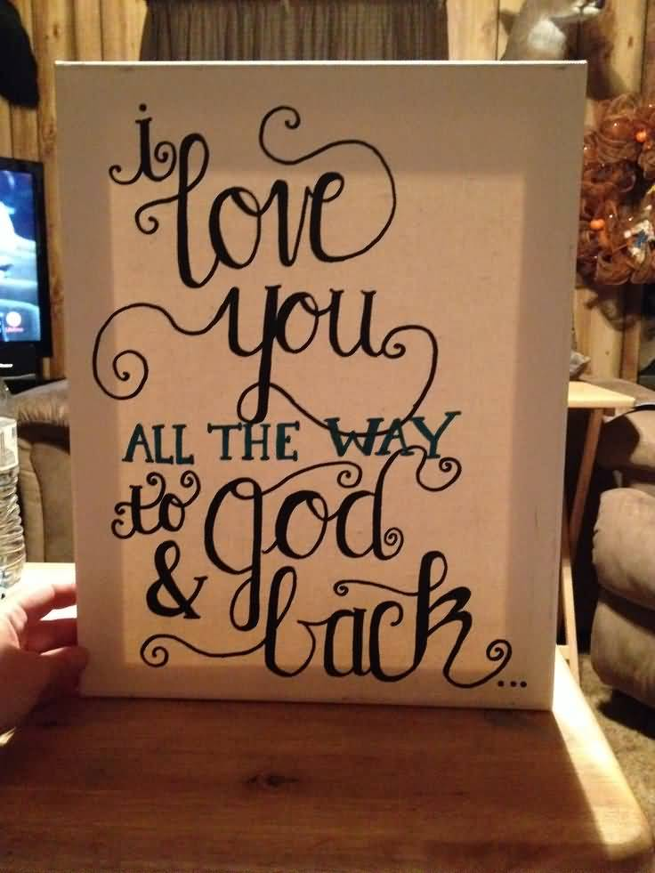 Love Quotes On Canvas 16