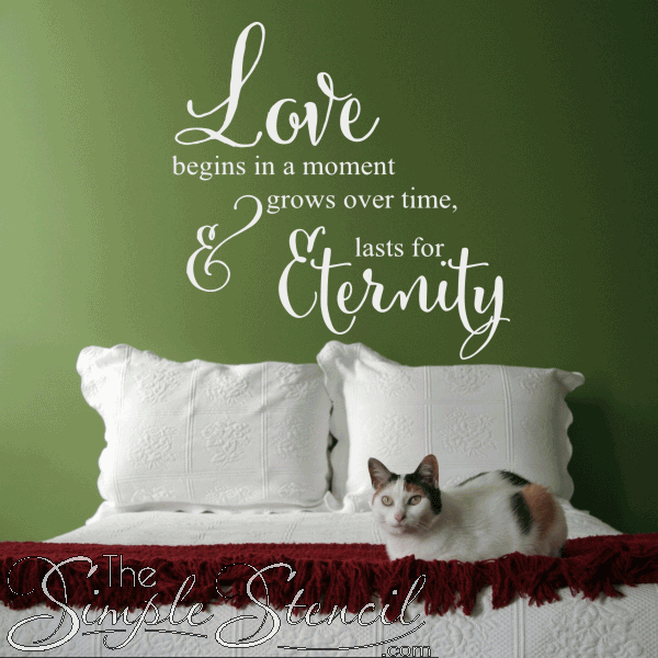 Love Quotes Wall Decals 06