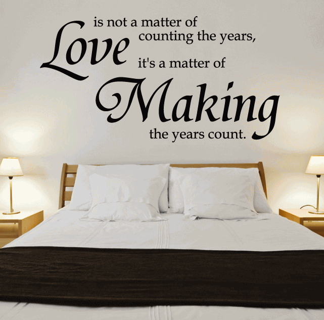 Love Quotes Wall Decals 14