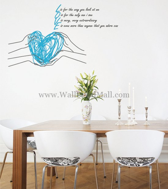 Love Quotes Wall Decals 18
