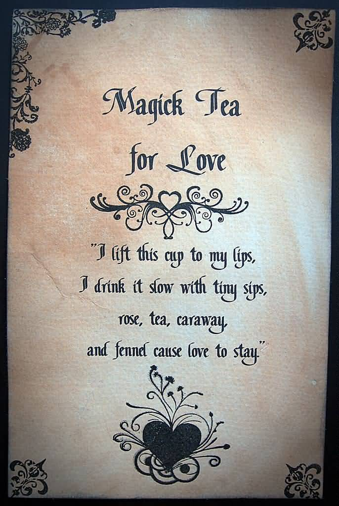 Love Spell Quotes 60 QuotesBae Fascinating Love Spell Quotes