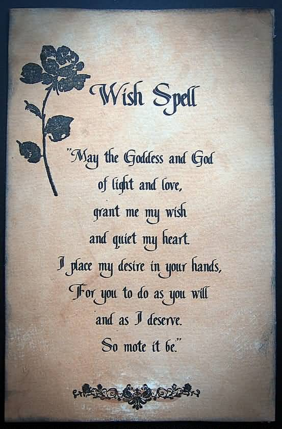 Love Spell Quotes 11