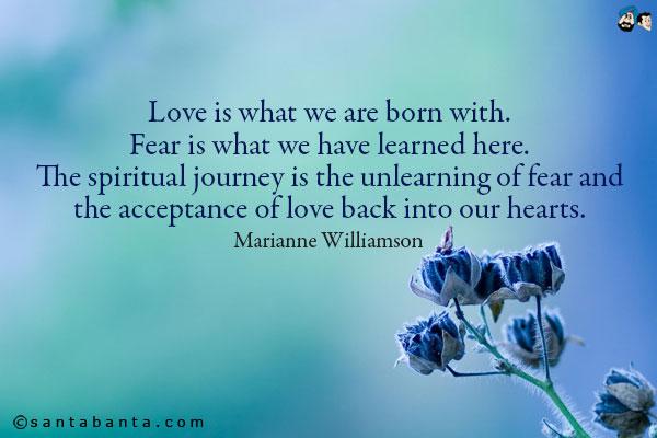 Love Spiritual Quotes 17