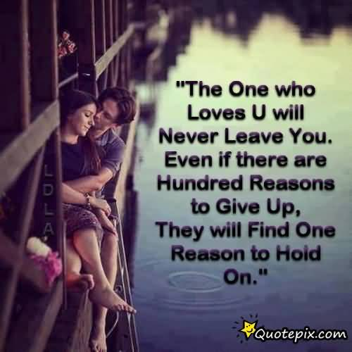 Love The One That Loves You Quotes 60 QuotesBae Amazing Love The One That Loves You Quotes