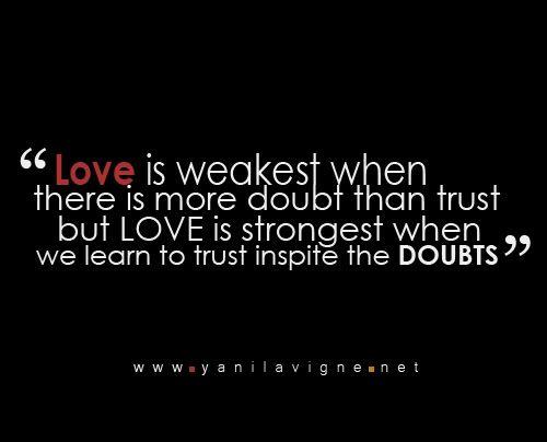 Love Trust Quotes 03