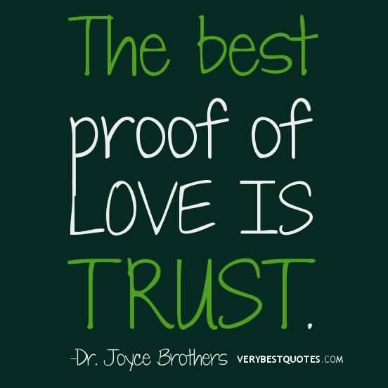 Love Trust Quotes 08