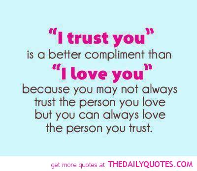 Love Trust Quotes 13