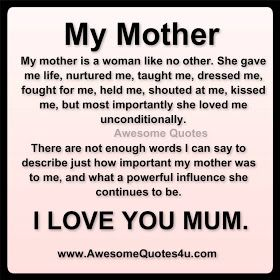 Love You Mommy Quotes 04