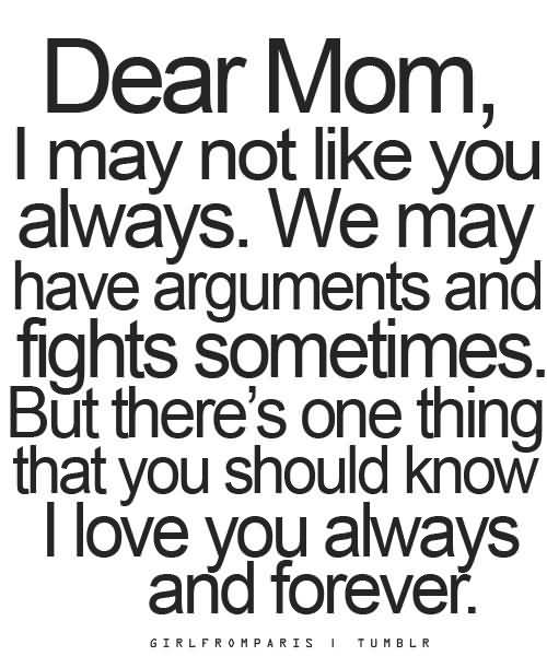 Love You Mommy Quotes 20