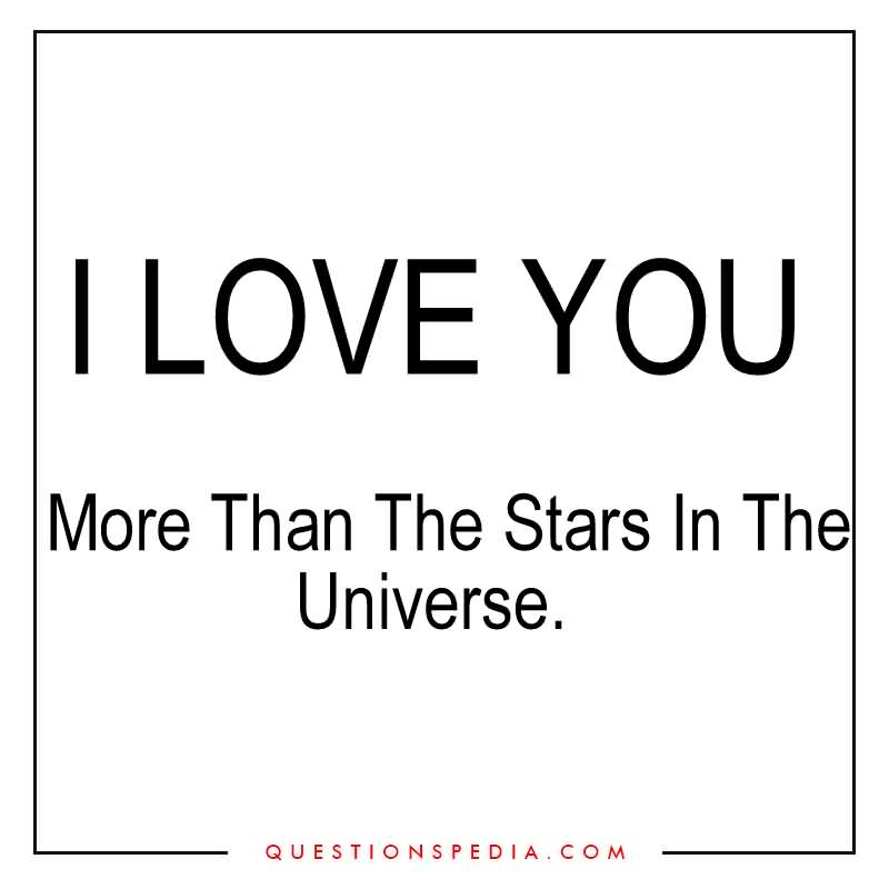 Love You More Quotes 11