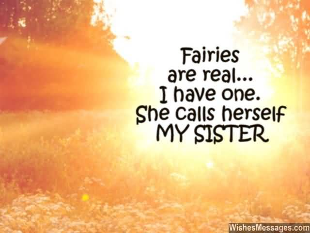 Love You Sister Quotes 12