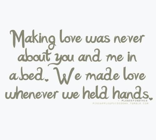 Making Love Quotes For Him 20 | QuotesBae