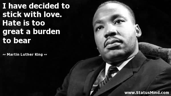 Martin Luther King Love Quotes 60 QuotesBae Simple Martin Luther King Love Quotes
