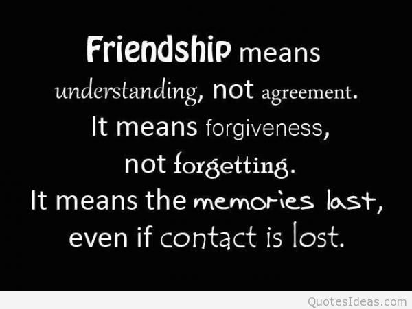 Meaningful Quotes About Friendship 19