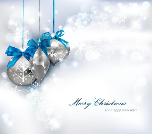 Merry Christmas Cards Vector Image Picture Photo Wallpaper 11