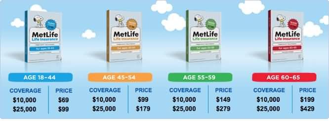 Metlife Life Insurance Quotes 04