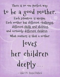 Mom Daughter Love Quotes 05