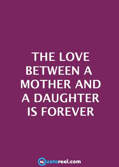 Mom Daughter Love Quotes 08