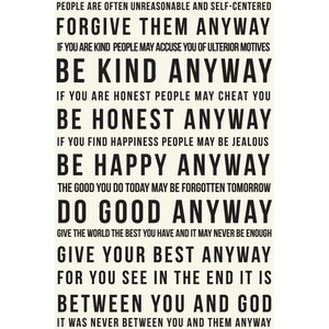 Mother Teresa Quotes Love Anyway 09