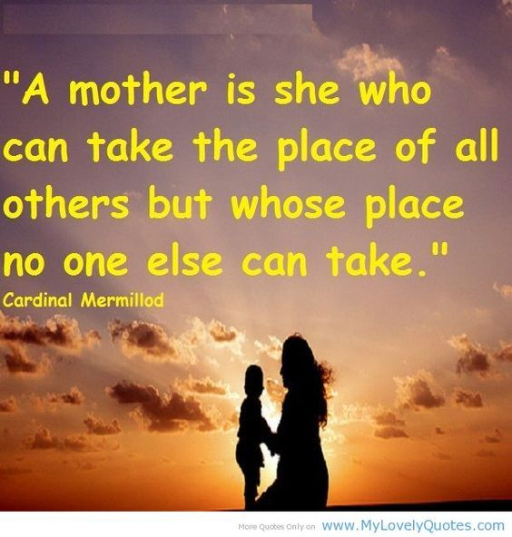 Quotes On Mother Love