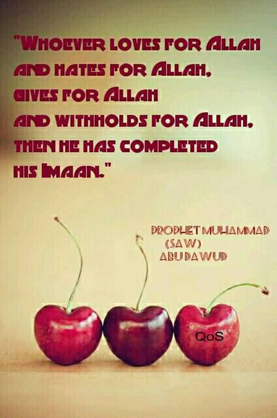 Muslim Quotes On Love 05