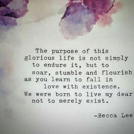 My Purpose In Life Quotes 02