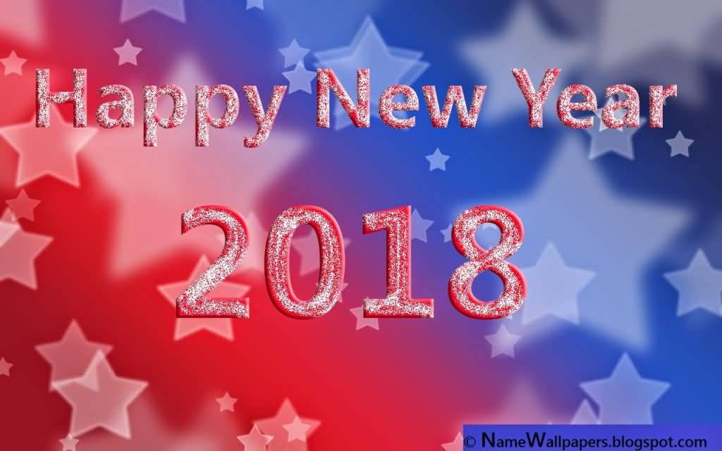 New Year 2018 Cards Wishes Image Picture Photo Wallpaper Greetings 13