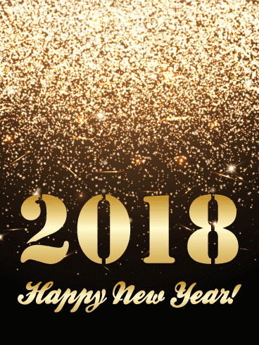 New Year 2018 Cards Wishes Image Picture Photo Wallpaper Greetings 14