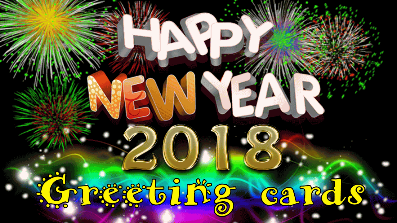 New Year 2018 Cards Wishes Image Picture Photo Wallpaper Greetings 18