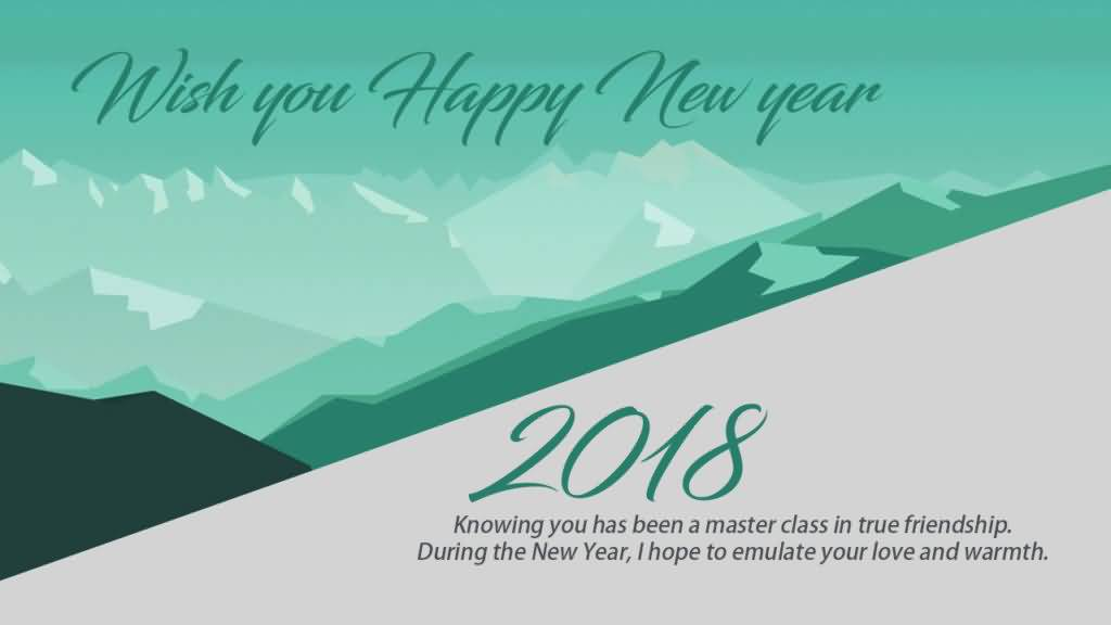New Year 2018 Status Image Picture Photo Wallpaper 06