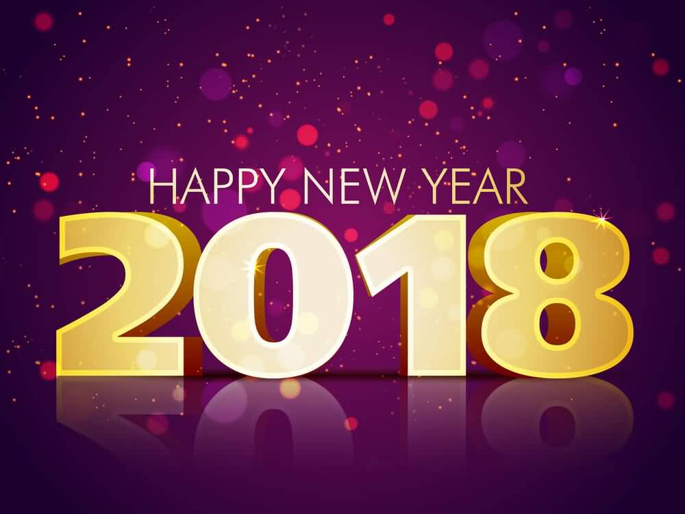 New Year 2018 Status Image Picture Photo Wallpaper 13