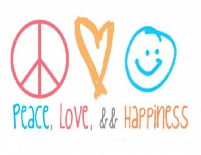 Peace Love And Happiness Quotes 11