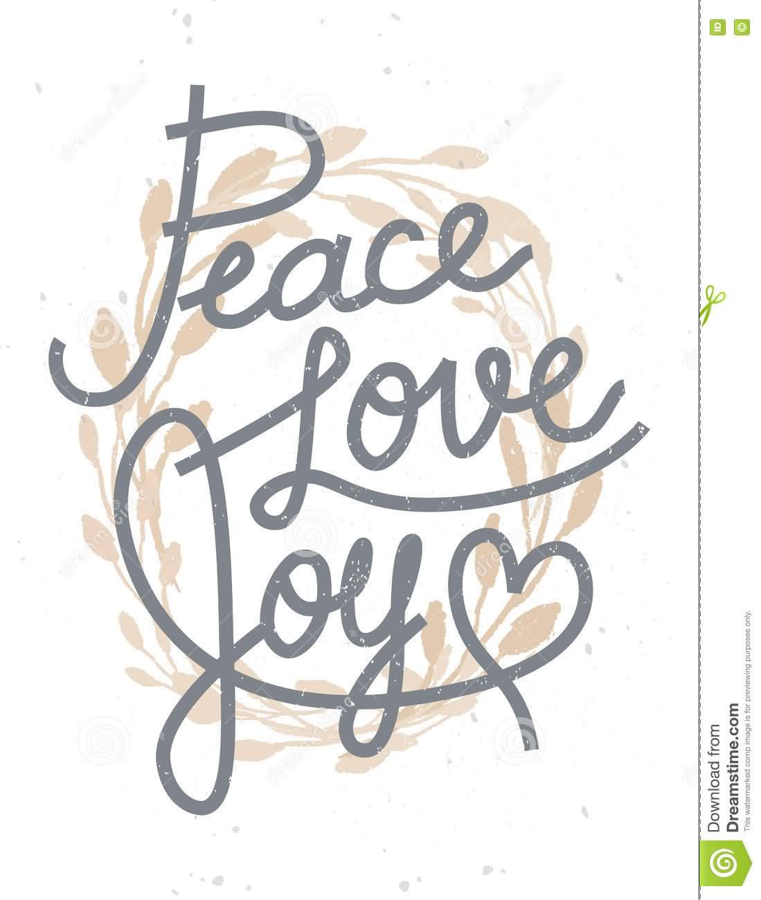 Peace And Joy Quotes: 20 Peace Love Joy Quotes Sayings Images & Photos