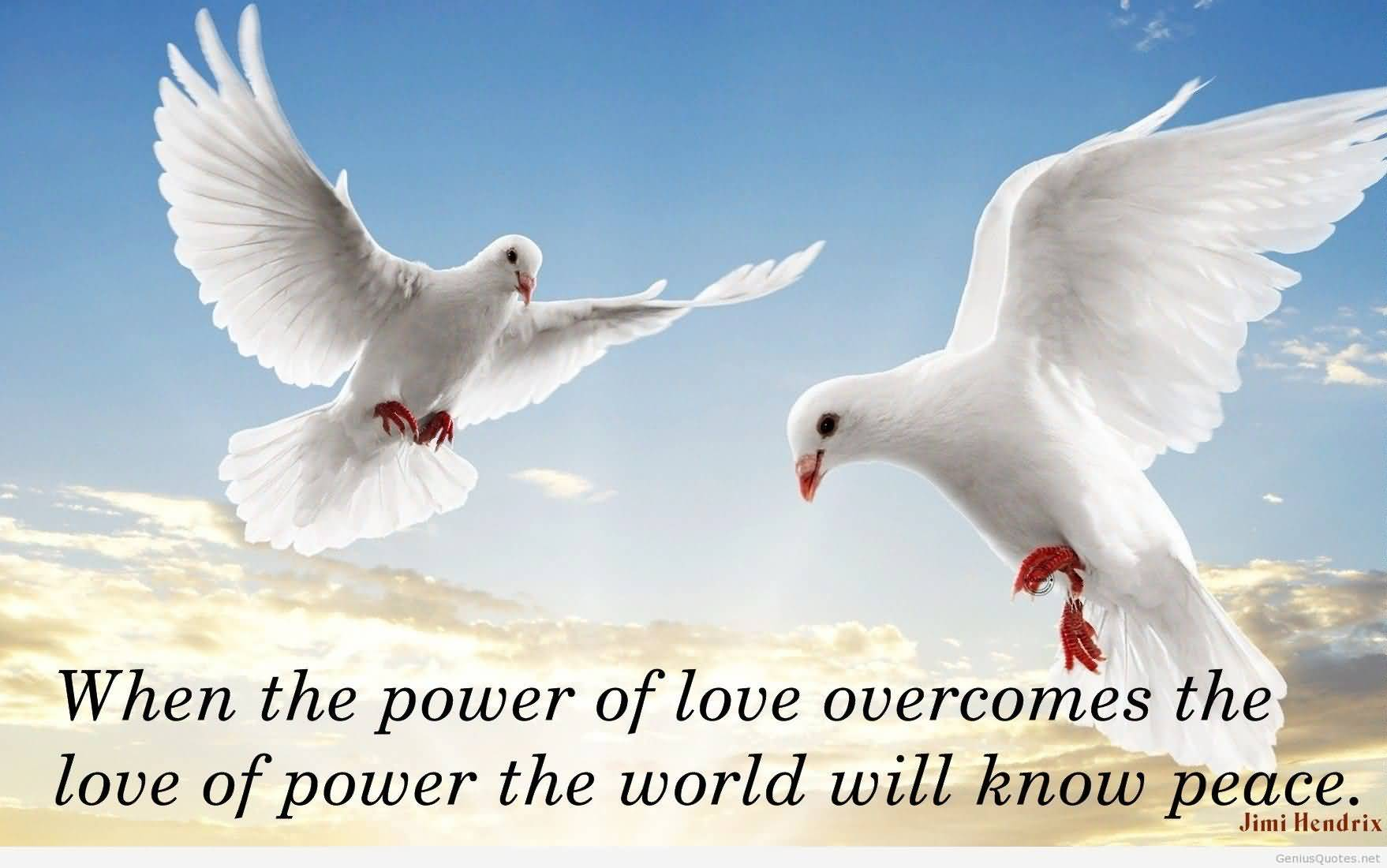 Peaceful Love Quotes 11