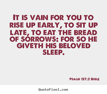 Psalm Quotes About Love 18