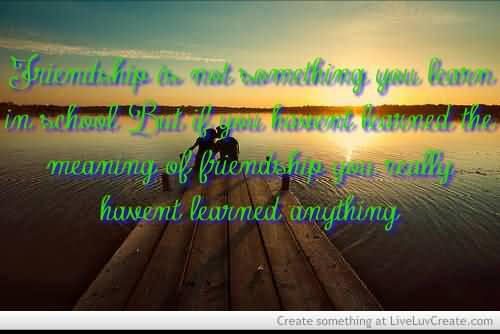Quotable Quotes About Friendship 15