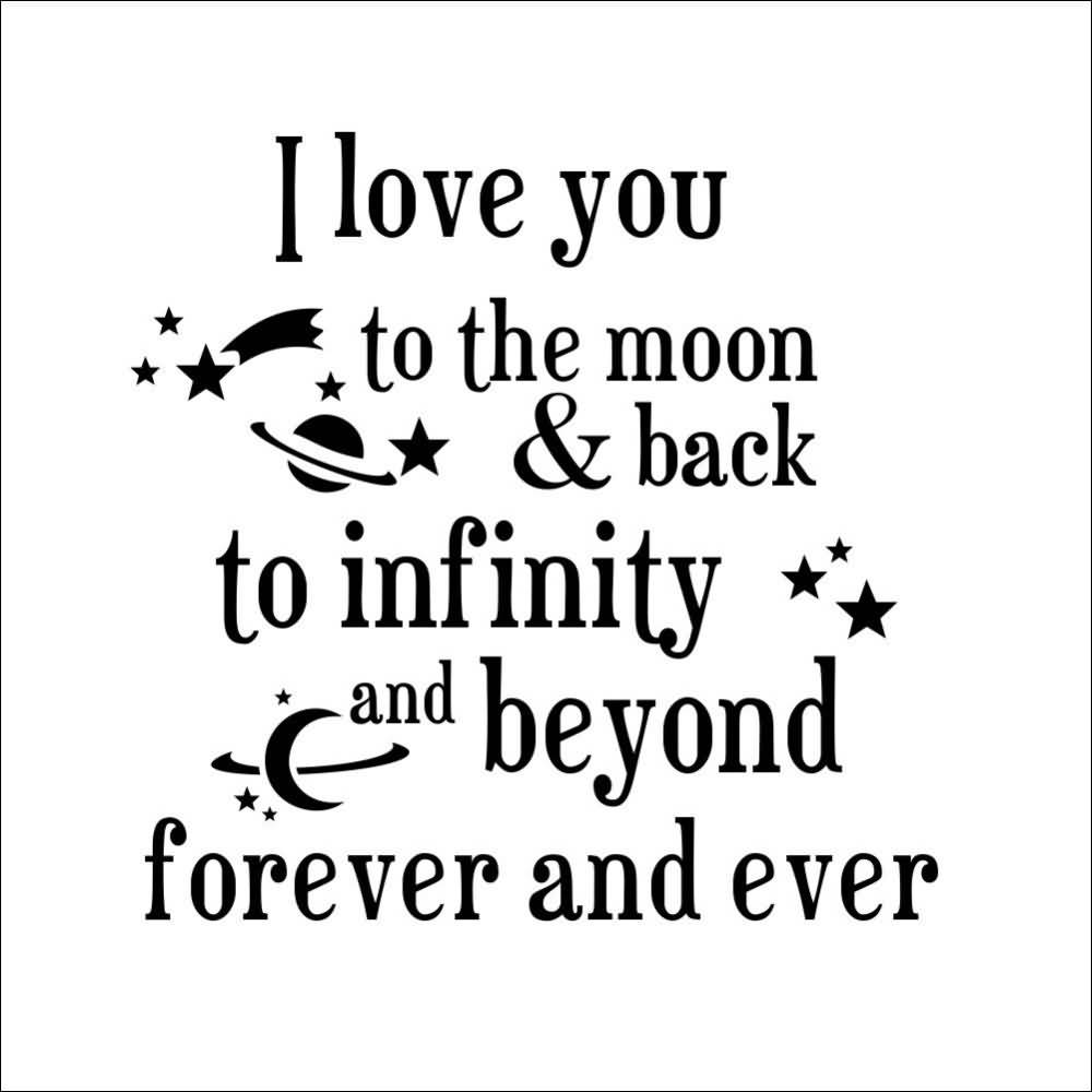 20 quote i love you to the moon and back sayings quotesbae. Black Bedroom Furniture Sets. Home Design Ideas