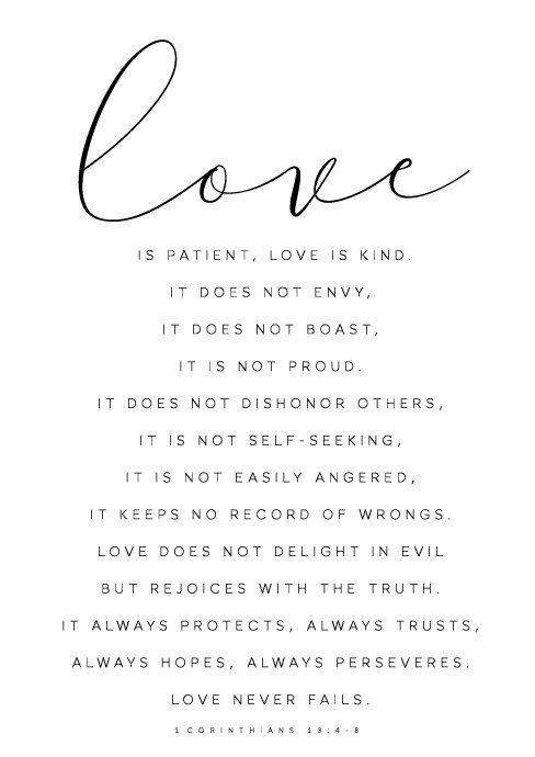 Quote Love Is Patient 03