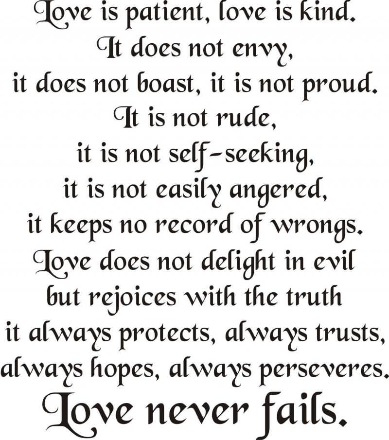 Quote Love Is Patient 04