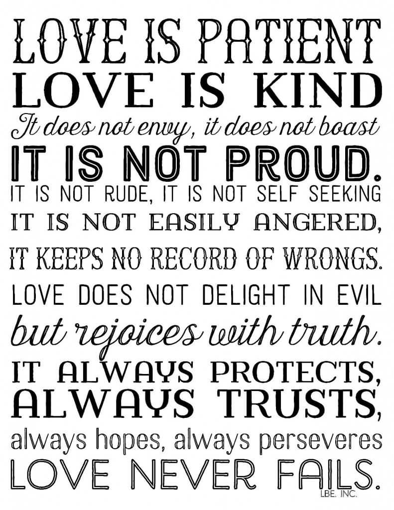 Quote Love Is Patient 05