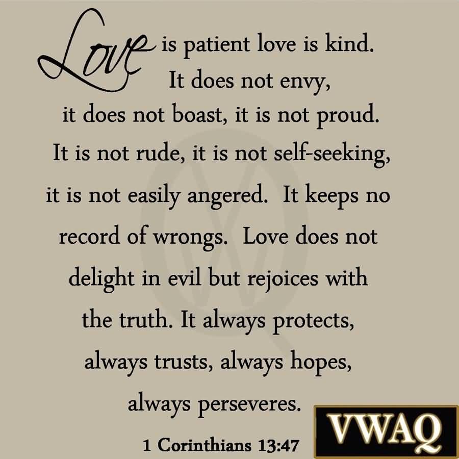 Quote Love Is Patient 06