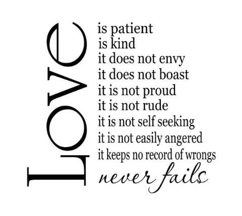 Quote Love Is Patient 10