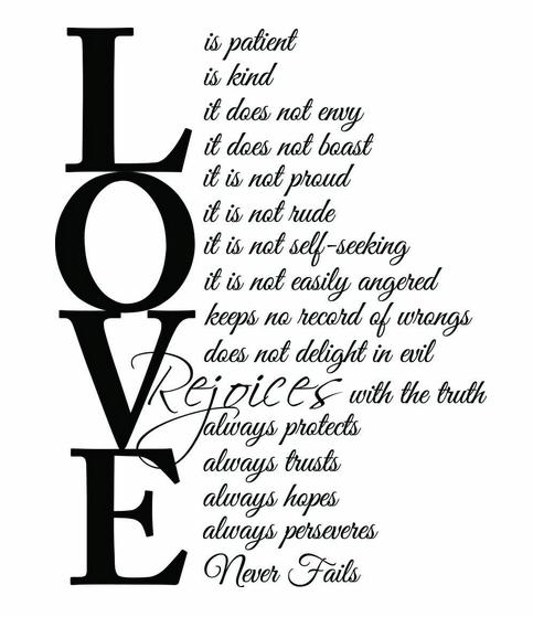 Quote Love Is Patient 13