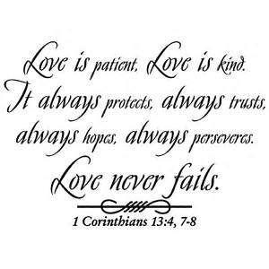 Quote Love Is Patient 17