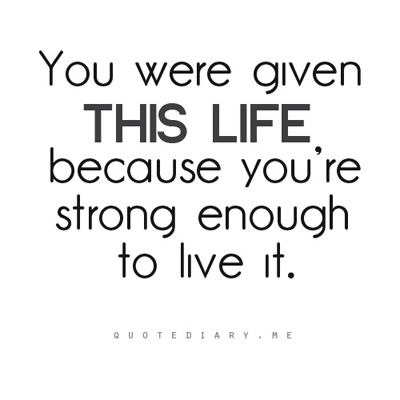 Quote Of Life 17
